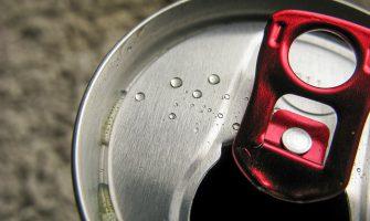 napoje z nadrukiem